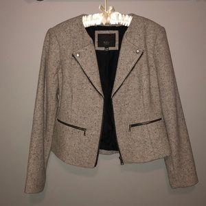 Mossimo wool blend blazer